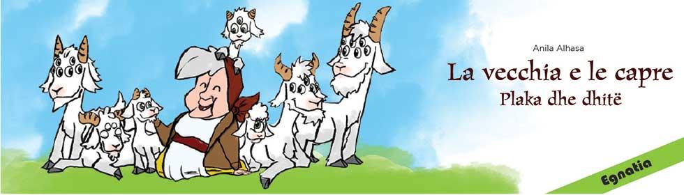 La vecchia e le capre