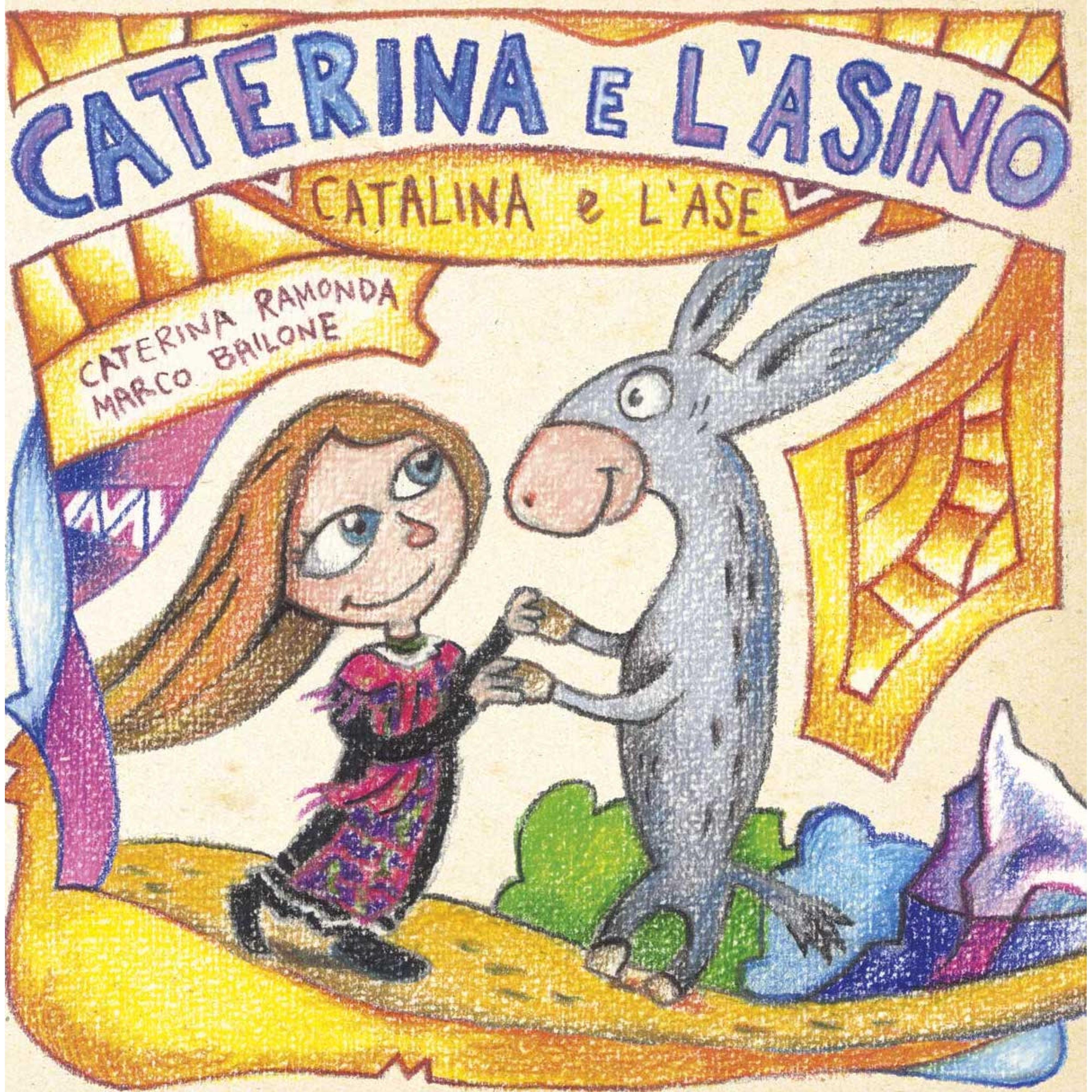 Caterina e l'asino - Catalina e l'ase